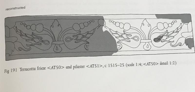 Terracotta Frieze Reconstruction