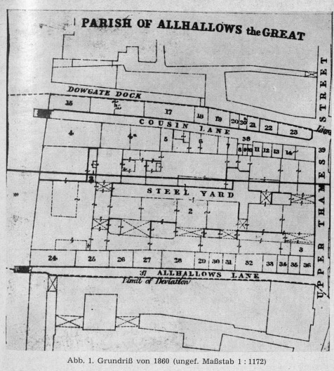 Parish of All Hallows the Great
