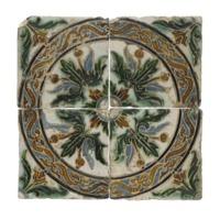 Cuenca Seca Floor Tile