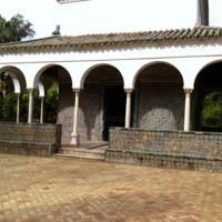 Charles V's Pavilion in Cuenca Seca Tile