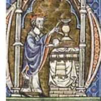 Book of Hours fragment depicting the life of St. Margaret