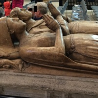 The Tomb of Sir John Crosby of Crosby Hall and Wife (1476)