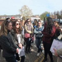 Canterbury Walking Tour (field trip pictures)