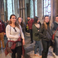 Canterbury Cathedral (field trip pictures)