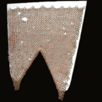 Chain mail fabric