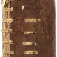 Medieval English bookbinder