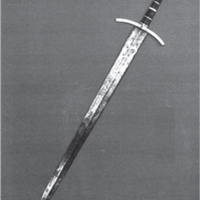 King Edward III's Sword