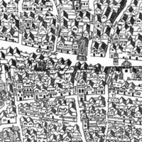 Map of Medieval Cheapside